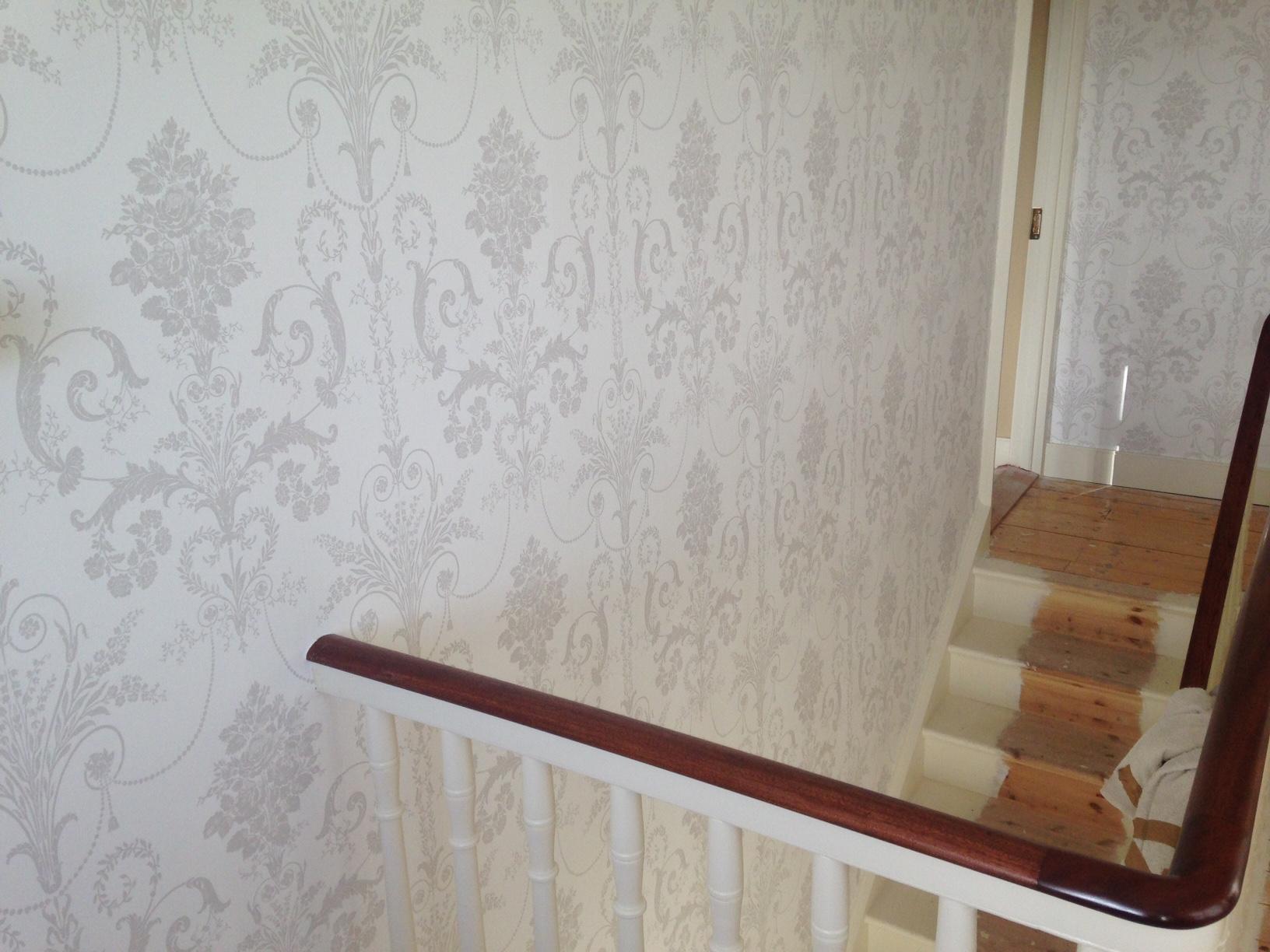 Wallpapering – The Decorators